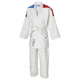 Kimlono  de judo SHIRO Plus FFJ
