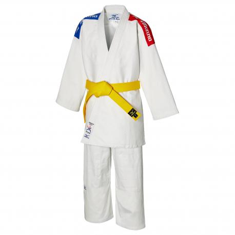 Kimono  de judo mizuno Kodomo Plus FFJ