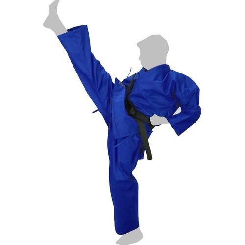 Vo phuc / Kimono bleu FUJI MAE 8 oz