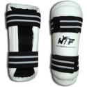Protège avant-bras Taekwondo velcro homologué WTF