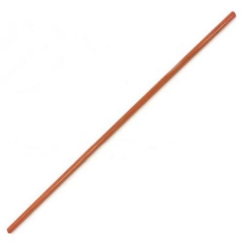 Bâton Jo en ramin rouge