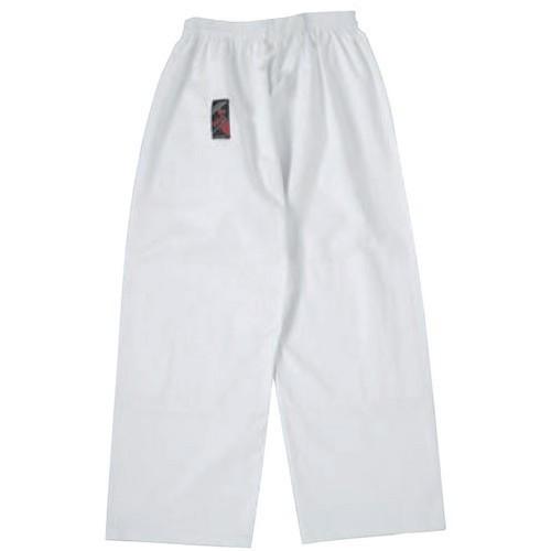 Pantalon de Karaté blanc FUJI MAE - tudo.fr